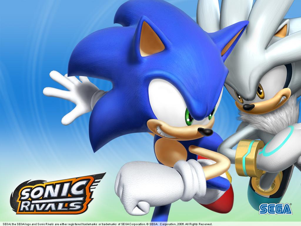 Sonic Rivals Скачать Торрент - фото 2